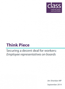 Securing a decent deal for workers