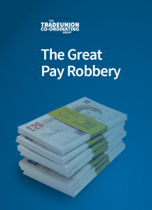 The Great Pay Robbery