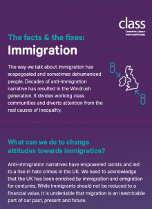 The Facts & the Fixes: Immigration