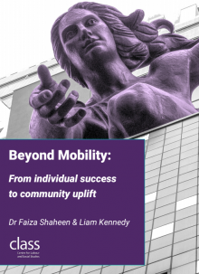 Beyond Mobility: From Individual Success to Community Uplift