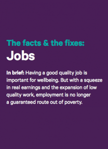 The Facts & the Fixes: Jobs