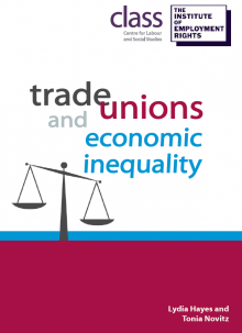 Trade unions and economic inequality