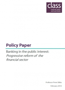 Banking in the public interest