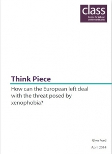 How can the European left deal with the threat posed by xenophobia?