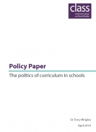 The politics of curriculum in schools