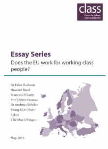 Does the EU work for working class people?
