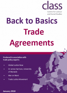 Back to Basics: Progressive Trade Deals