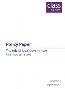 The role of local government in a modern state