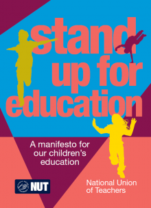 Stand up for education
