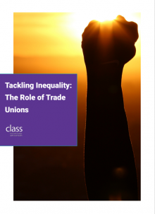Tackling Inequality: The Role of Trade Unions