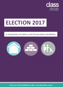 Election 2017:  A Comparison of Labour and Conservative Manifestos