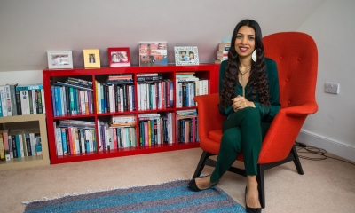 CLASS Director Dr Faiza Shaheen named Observer Rising Star of 2017