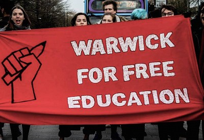Education, Not Marketisation: Why Warwick Students Have Gone into Occupation