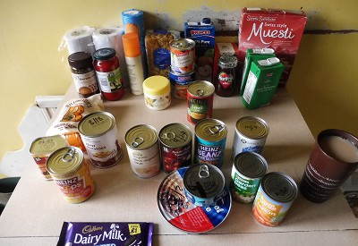 Food Insecurity and COVID-19