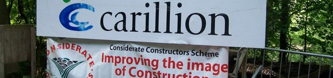 Government Ideological Obsession With Outsourcing Behind Carillion Collapse
