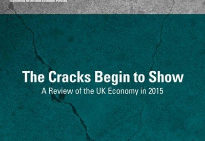 """The Cracks Begin To Show"" - EREP Review of the UK Economy 2015"