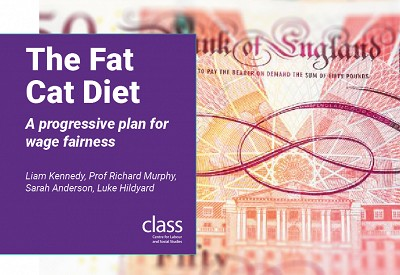 The Fat Cat Diet: A progressive plan for wage fairness