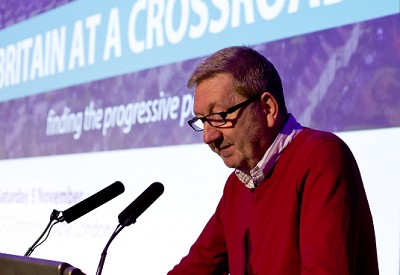 Len McCluskey: Britain at a Crossroads