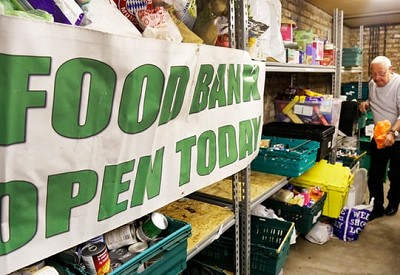 Universal Credit Failure Leaves Thousands Hungry