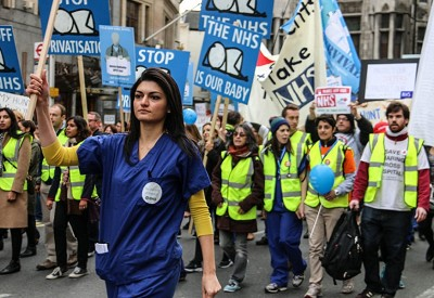 70 Years On: Protect Our NHS