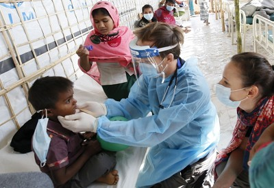 Asylum Seekers Vulnerable to Coronavirus