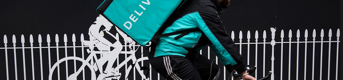 Deliveroo Riders Force Accident Cover but Gig Workers Still Exploited