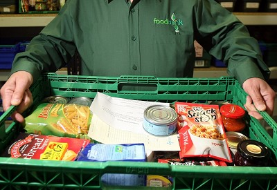 Britain's Hidden Food Banks