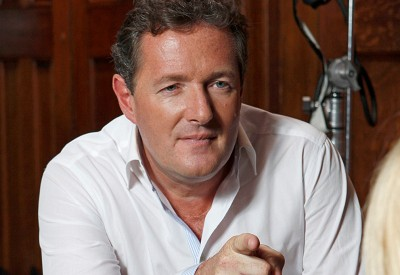 Piers Morgan and Immigration