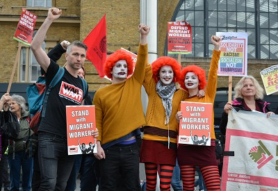 #McStrike Shows Us That Collective Bargaining is a Fundamental Human Right