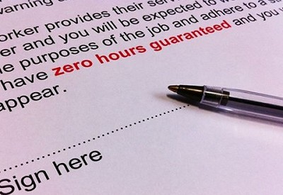 The rise of zero hour contracts and what Sports Direct can teach us