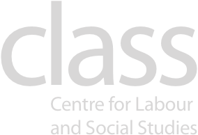 Class - Centre for Labour and Social Studies