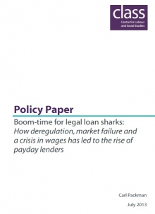 Boom-time for legal loan sharks