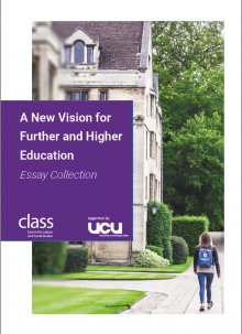 A New Vision for Further and Higher Education