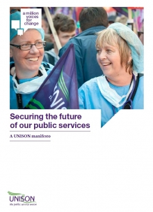 Securing the future of our public services